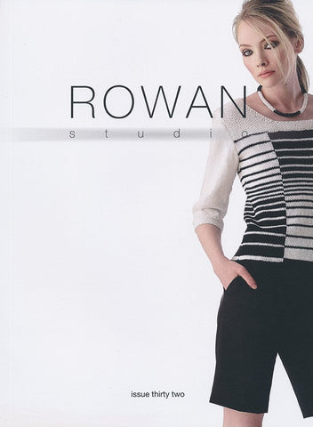 Rowan Studio Issue 32