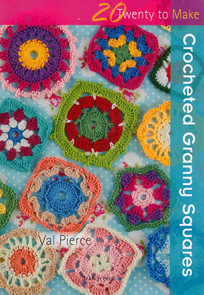 20 To Make - Crocheted Granny Squares