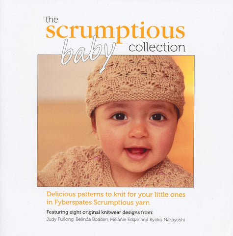 The Scrumptious Baby Collection by Fyberspates