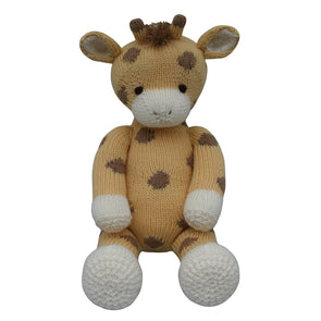Giraffe - By Knitables - Digital Pattern