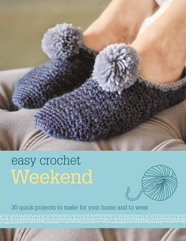 Weekend Easy Crochet by Nicki Trench