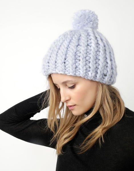 Happy Daze Beanie by Wool and the Gang