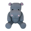 Hippo - By Knitables - Digital Pattern