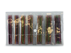 Knit Pro Symfonie Wood Double Point Sock Knitting Needle Set - 10.00cm (Set of 7)