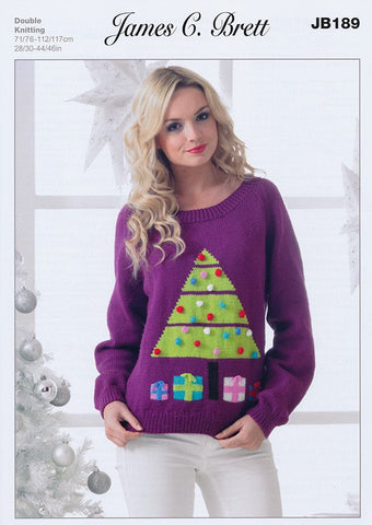Sweater In James C Brett Top Value DK (JB189)