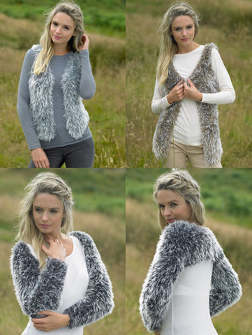 """249 Wendy Lady/'s Suit Knitting Pattern 34/""""-40/"""""""