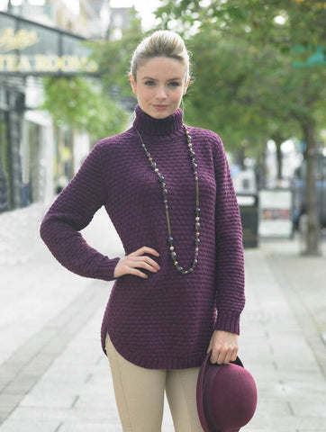 Sweater in James C. Brett DK with Merino (JB263)