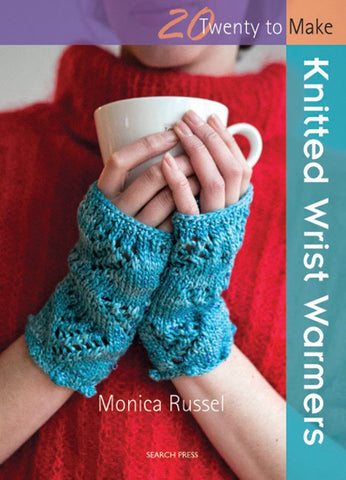 Dainty Fair Isle Wrist Warmers - Digital Version-Deramores