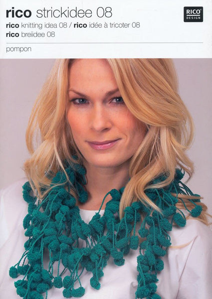 Knitting Idea 08 by Rico Design