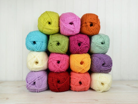 Stylecraft Life DK Blanket Colour Pack