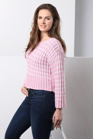 Sweater and Tee in Stylecraft Malabar (9141)