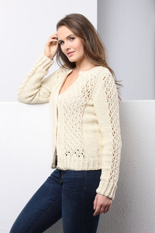 Sweater and Cardigan in Stylecraft Malabar (9142)