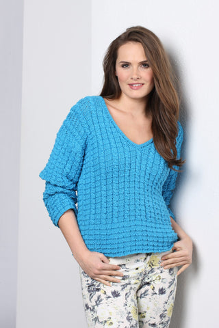 Sweater and Vest in Stylecraft Malabar (9143)