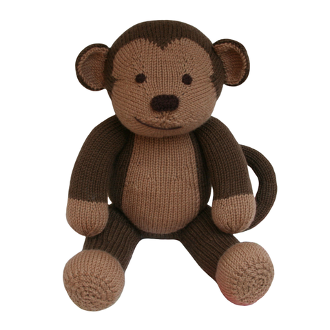 Monkey - By Knitables - Digital Pattern