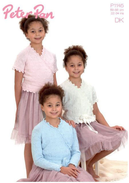 Ballet Tops in Peter Pan DK (P1145) Digital Version