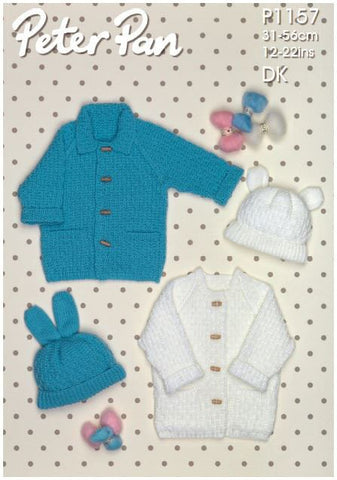 Coats and Hats in Peter Pan DK (P1157) Digital Version-Deramores