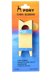 Pony Yarn Bobbins (Set of 10)