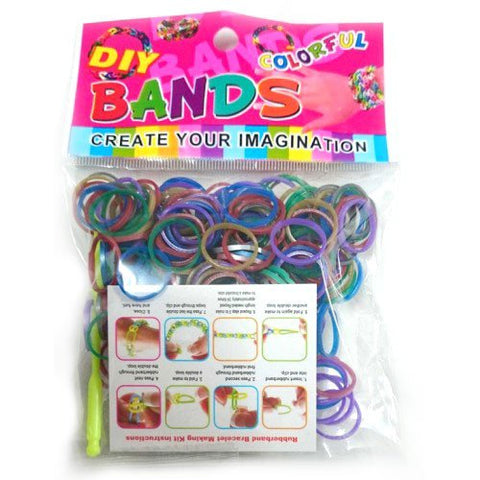 Loom Bands - Pearlised-Deramores