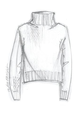 Simple Sweater - Erika Knight