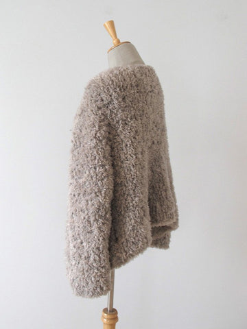 Fur Jacket - Erika Knight - Digital Version-Deramores