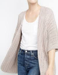 Rose Cardigan by Wool and The Gang