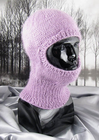 Simple Chunky Balaclava by MadMonkeyKnits (479) - Digital Version