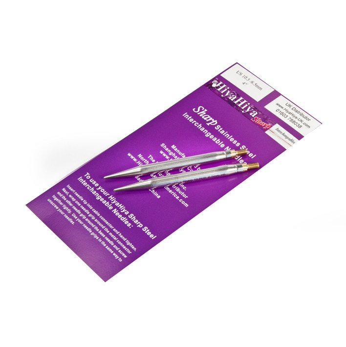 HiyaHiya Sharp Interchangeable Point Knitting Needles  4  5.00mm