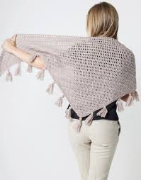 Stuck On You Shawl By Wool and The Gang
