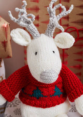 The Studio Collection – Six Festive Knitted Toy Designs