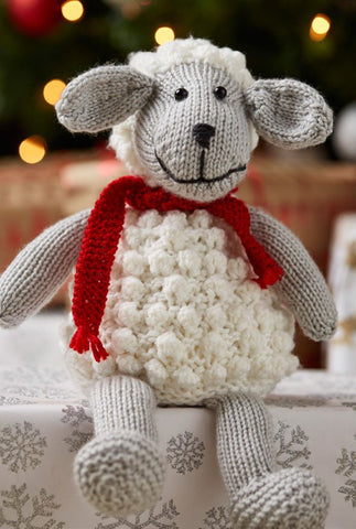 Deramores Studio DK – Six Festive Knitted Toys Colour Pack-Deramores