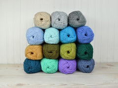 Stylecraft Coast Colour Pack