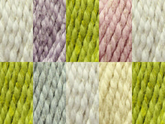 Stylecraft Malabar Crochet Throw Colour Pack