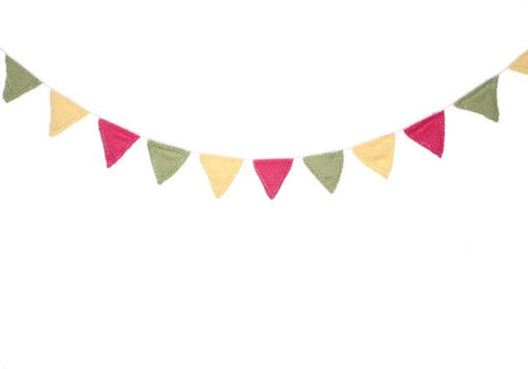 Summer Bunting by Sue Stratford - Digital Version
