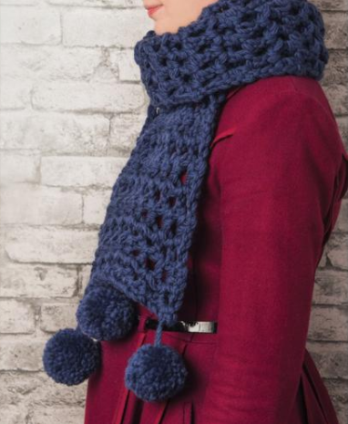 Super Scarf - Rowan Big Wool - Yarn Pack