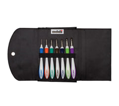 Addi Swing Crochet Hook Set with Hooks 2-8mm