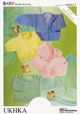 Cardigans and Sweaters in Baby DK (UKHKA1)-Deramores
