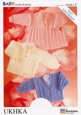 d1704650a Cardigans   Matinee Coat in Baby DK (UKHKA2)-Deramores