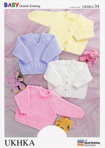 Sweaters & Cardigans in Baby DK (UKHKA34)