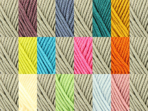 Scheepjes Inside Crochet Blanket CAL Colour Pack – Merino Soft