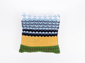 4 Seasons Cushion Crochet Kit and Pattern
