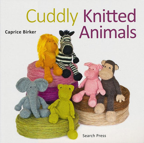 Cuddly Knitted Animals