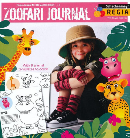 Regia Journal 010 - Zoofari Journal