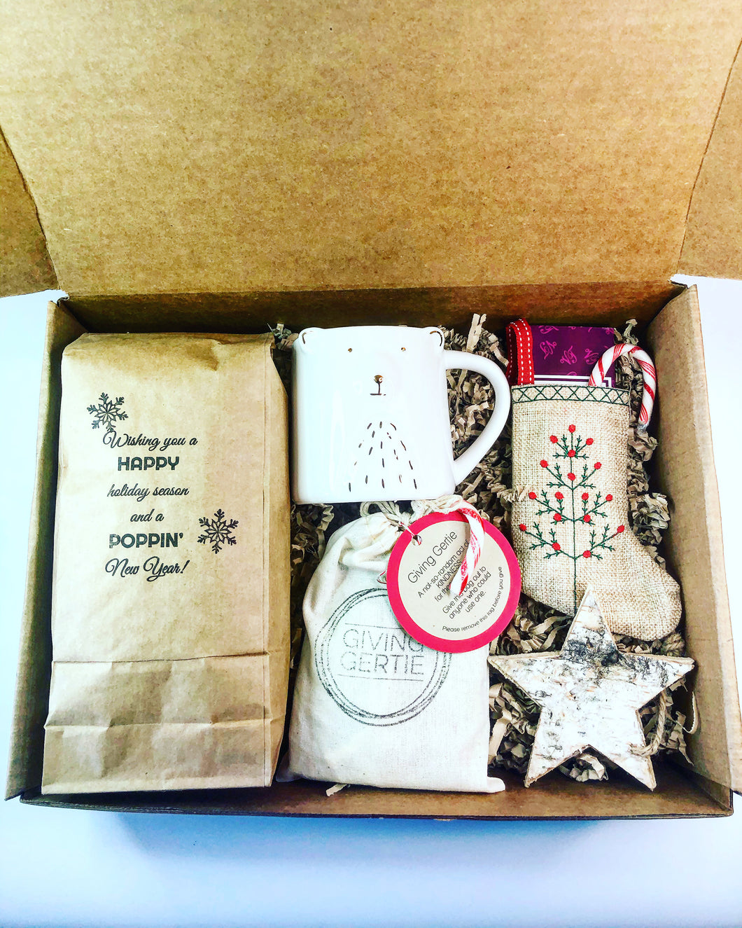 Winter Wonderland Gift Box