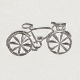 Beaduction Bike Metal Stamp - Destash