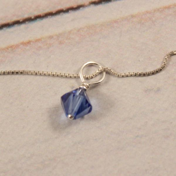 Swarovski Crystal Charm Add-On - Completely Hammered