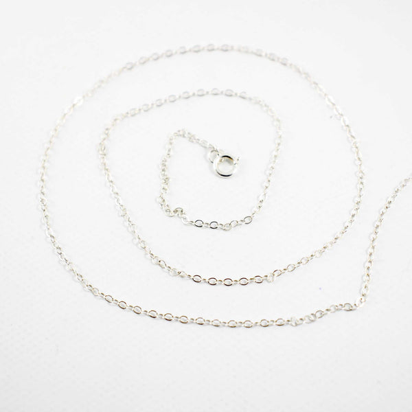 Do Not Delete - Add a Sterling Silver Chain - Chain - Completely Hammered - Completely Wired
