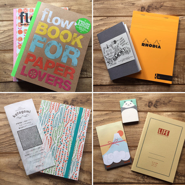 world stationery week notebooks and paper