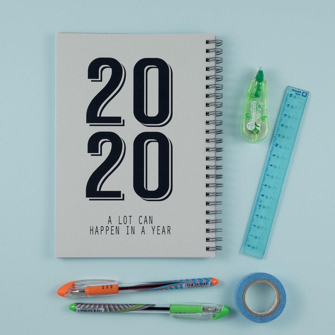 2020 left handed notebook