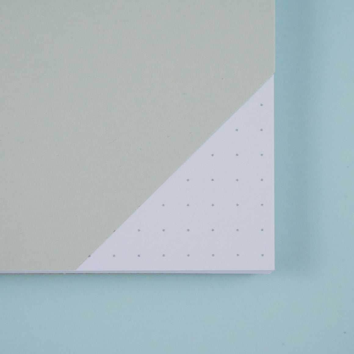 dot grid notebook a5