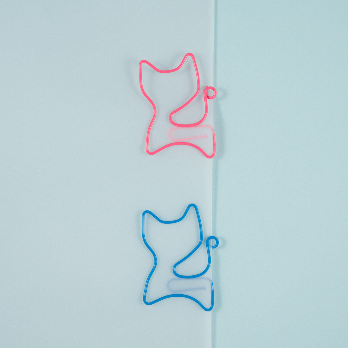 cat kitten clip bookmarks